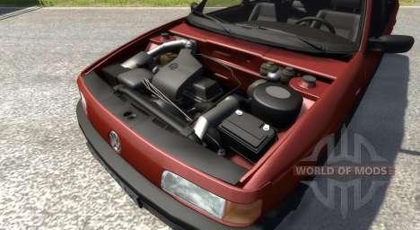 Volkswagen Passat B3 v2.0 pour BeamNG Drive