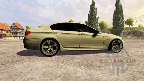 BMW 535i 2010 für Farming Simulator 2013