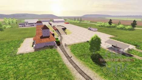 Lage Samara-Wolga-v2.0 für Farming Simulator 2013