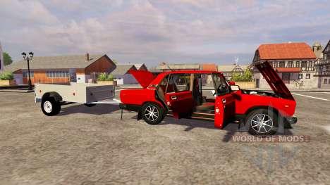 VAZ 2107 für Farming Simulator 2013