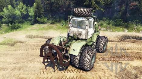 T 150 K v1.2 pour Spin Tires