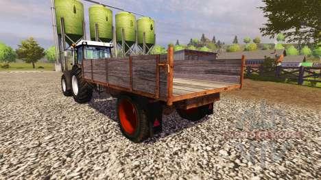 Holz-Anhänger für Farming Simulator 2013