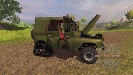 UAZ 469 für Farming Simulator 2013