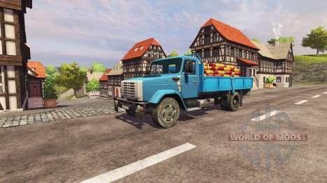 Russische Verkehr für Farming Simulator 2013