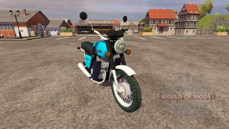 IZH Jupiter 4 pour Farming Simulator 2013
