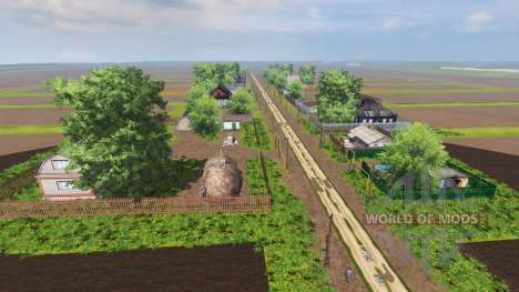 L'Emplacement De Chernobyle pour Farming Simulator 2013
