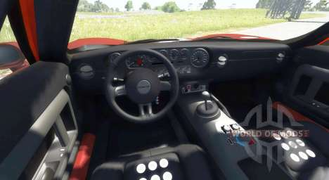Ford GT 2005 für BeamNG Drive
