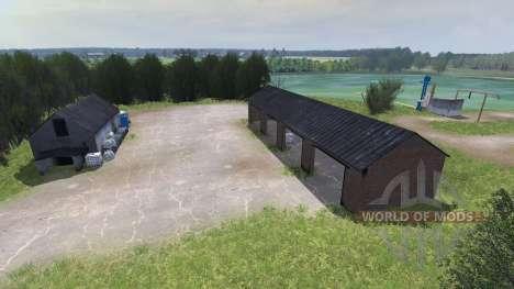 Standort S. Voskresenka für Farming Simulator 2013