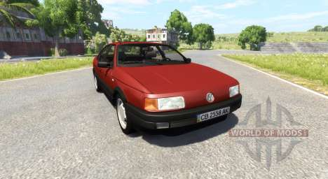 Volkswagen Passat B3 v2.0 für BeamNG Drive
