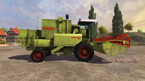 CLAAS Dominator 85 für Farming Simulator 2013