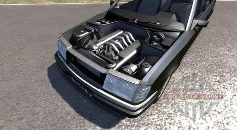Mercedes-Benz 300E pour BeamNG Drive