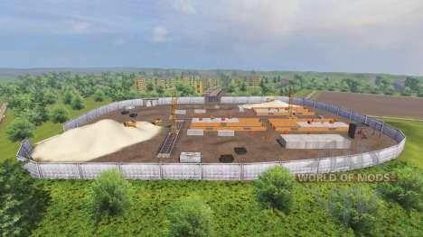 Die Lage Des Chernobyle für Farming Simulator 2013