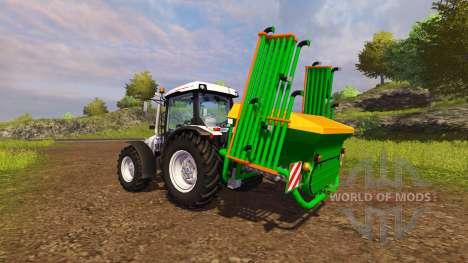 Amazone JET für Farming Simulator 2013