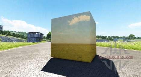 Spiegel-cube für BeamNG Drive