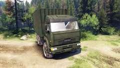 KamAZ GAZ 6x6