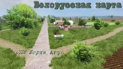 Carte SEC Borki agro