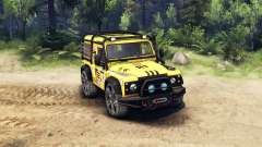 Land Rover Defender 90 v2.0