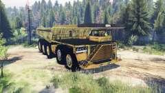 Camion minier 10x10