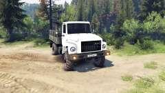 Le GAZ 3308 Sadko
