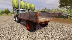 Holz-Anhänger