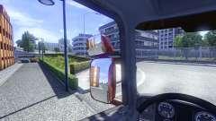 Spiegel für Scania