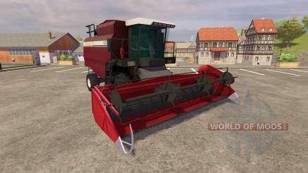 GLC-10K Polésie GS10 pour Farming Simulator 2013