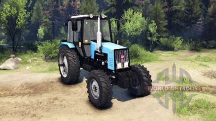 MTW 1221.2 v1.1 pour Spin Tires