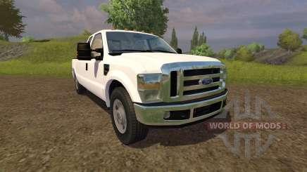Ford F-350 v2.0 pour Farming Simulator 2013