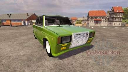 VAZ 2107 sport für Farming Simulator 2013