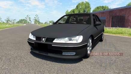Peugeot 406 für BeamNG Drive