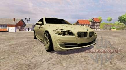 BMW 535i 2010 pour Farming Simulator 2013