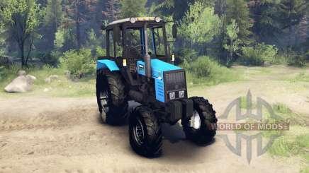 MTZ-892 für Spin Tires