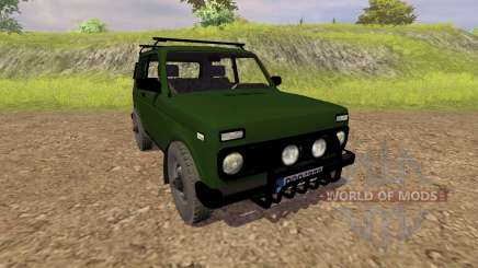 VAZ Niva 2121 pour Farming Simulator 2013