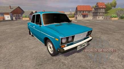 VAZ Lada 2106 pour Farming Simulator 2013
