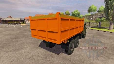 Ural-4320 pour Farming Simulator 2013