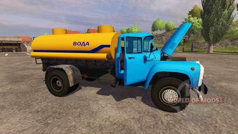 ZIL 130 Wasser für Farming Simulator 2013