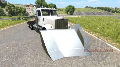 Gavril T75 Heavy Plow für BeamNG Drive