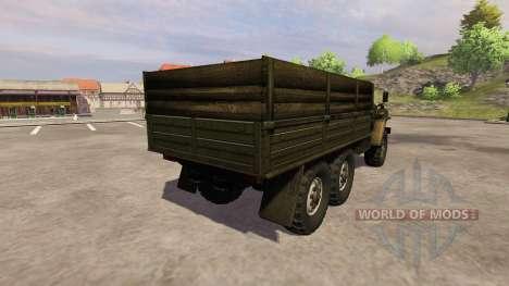 Ural-4320 v2.0 pour Farming Simulator 2013
