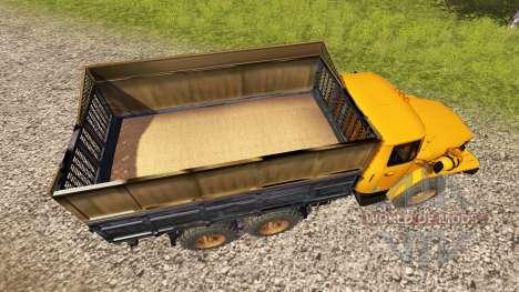 Oural-5557 pour Farming Simulator 2013
