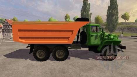 Ural-4320 canards pour Farming Simulator 2013