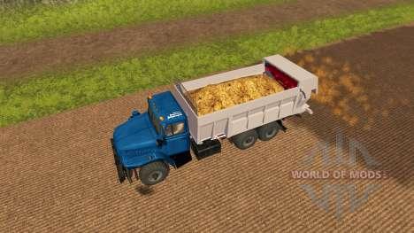Ural-4320-19 für Farming Simulator 2013
