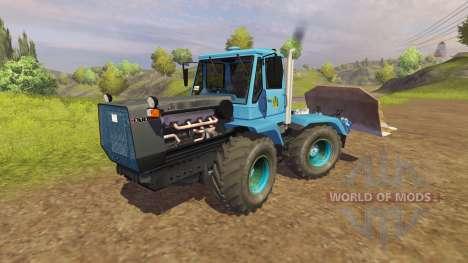 HTZ CD-09 pour Farming Simulator 2013