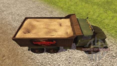 Ural-4320 SLP Edition für Farming Simulator 2013