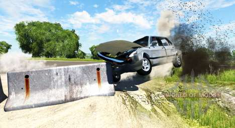 BMW 535is für BeamNG Drive