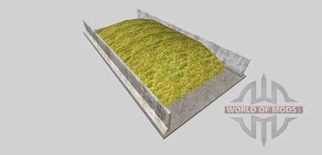 Fosse d'ensilage (béton) pour Farming Simulator 2013