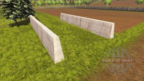 Fosse d'ensilage pour Farming Simulator 2013