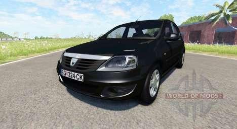 Dacia Logan 2008 v2.0 pour BeamNG Drive