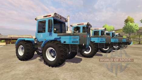 HTZ-pack v2.0 für Farming Simulator 2013