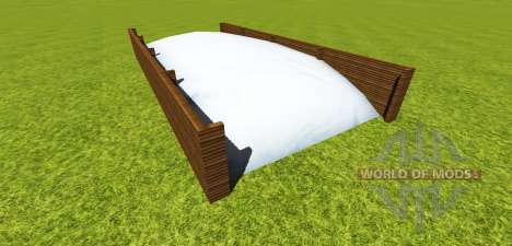 Silage pit für Zuckerrüben für Farming Simulator 2013