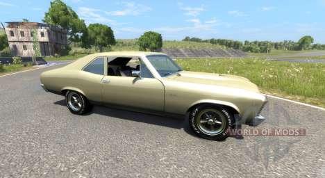 Chevrolet Nova 1968 pour BeamNG Drive